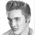 """Elvis"" by Frank Boudreau"