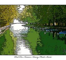 Pont Des Amours, Annecy by prbimages