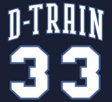 The D-Train - Wildcat Blue by Journeyman  - No pain, no fame