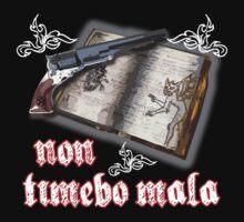 Non Timebo Mala by RubyFox