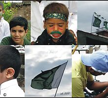 Happy Independence day by Bobby Dar