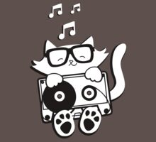 Cassette Kitten by Amy Grace