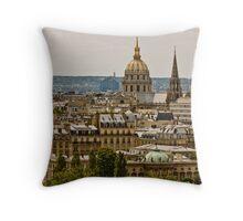 Paris #2 Throw Pillow