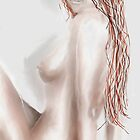 Nude Girl No. 2 by David Hinkle Southard