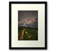 A Path To Enlightment Framed Print