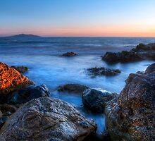 Seaside Rocks by Svetlana Sewell