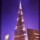 The Burj by Luke Griffin