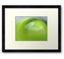 Placidity Framed Print