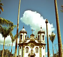 Brazil Church by petitejardim