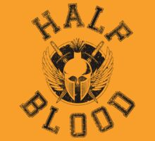 Camp Half-Blood by beberequin