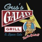 Gus's Galaxy Grill by absinthetic