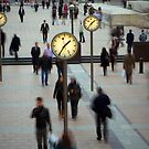 Financial time by Mark Smart