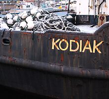 """Kodiak"" by Jennifer Swanberg"