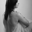 Zoe - Back to it,, B&W by Glynn Jackson