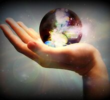 In The Palm Of Our Hand... by Vanessa Barklay