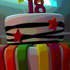 18th Birthday Cake by DianaM