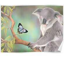 A Kiss for Koala Poster