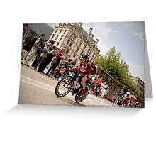 Vizille, Tour de France Greeting Card