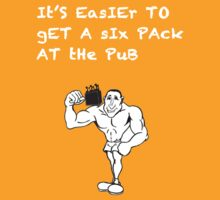 Six Packs at Pubs by Harmerrrrrrr