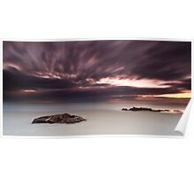 The Raging Sea in the Sky Poster