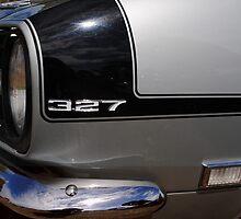327 Chevy by gordonspics