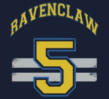 Ravenclaw Away Jersey by Benjamin Whealing