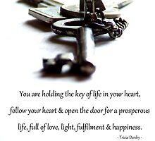 Key of Life by TriciaDanby