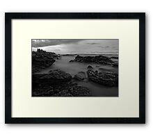 The Cauldron Framed Print