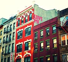 Love Me - Chinatown - New York City by Vivienne Gucwa