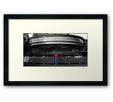 I'm So DiZzY Framed Print