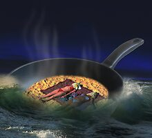 Frying Pan by Igor Zenin