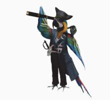 Parrots of the Caribbean v1 by Matt West