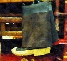 Fireman's Boots by Susan Savad