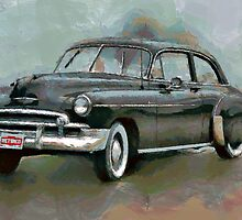 Chevrolet Sedan - painted by PhotosByHealy