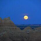 Badlands Moon 2 by dandefensor