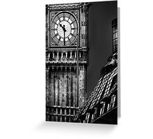All in a Day's Work [Print & iPad Case] Greeting Card