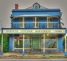 Morpeth Cottage Bakehouse by Sharon Brown