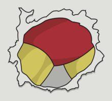 Gutsman's Butt by Legobrickmaster