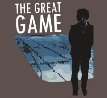 The Great Game by Margaret Wickless