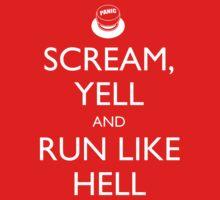 Panic and Carry On by AngryMongo