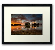 Singled Out Framed Print