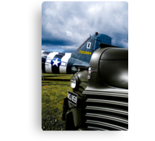 Mission ready Canvas Print