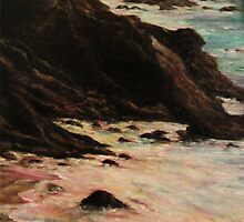 The Colors of my Sea by E.E. Jacks
