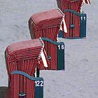 beach chair by Heike Nagel