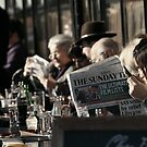 paris afternoon by Darta Veismane