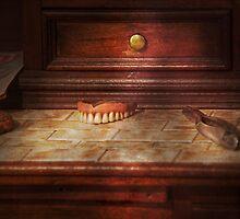 Dentist - False Teeth by Mike  Savad