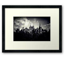 Fairy Tale ~ Chateau Noisy Framed Print