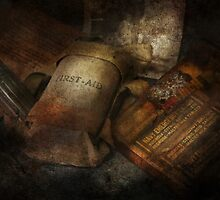 Doctor - WWII Emergency Med Kit by Mike  Savad