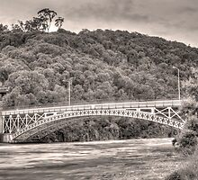 Kings Bridge - Launceston by Ben Swanson
