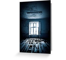 Enfolded in the Deeper Dark of the Arms Plutonic ~ Chateau Noisy Greeting Card